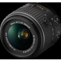 Nikon AF-S 18-55 II