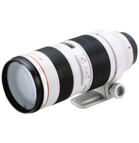 Canon EF 70-200MM F2.8 L IS II